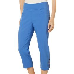 Hearts of Palm Womens Tech Stretch Capris