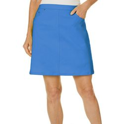 Hearts of Palm Womens Blue Genie Solid Tech