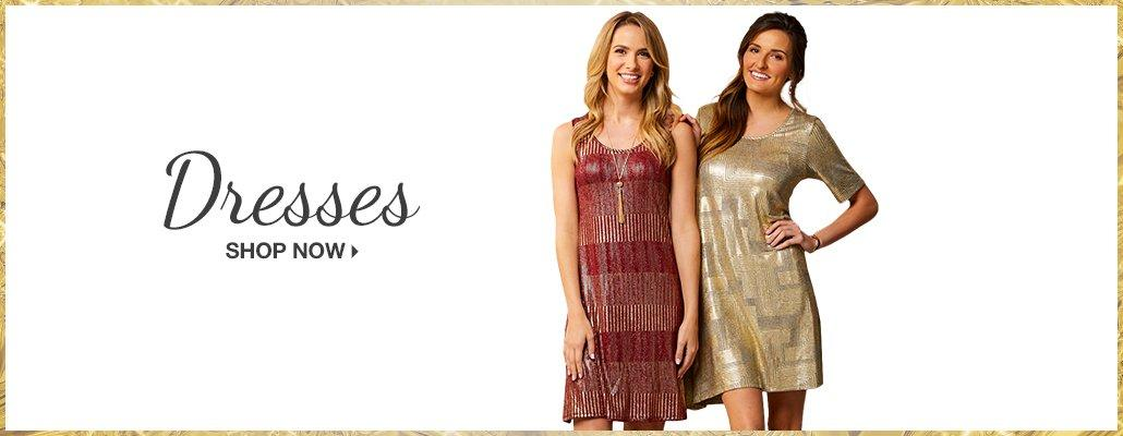 Dresses - Shop Now