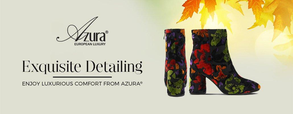 Azura - European Luxury - Exquisite Detailing - Enjoy luxurious comfort from Azura