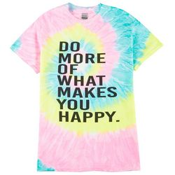 Dreamsicle Juniors What Makes You Happy T-Shirt