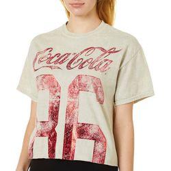 Hybrid Juniors Coca-Cola T-Shirt