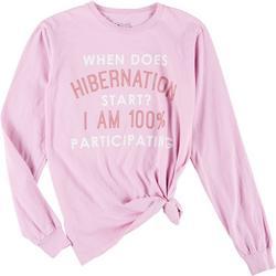 Gold Rush Juniors Hibernation Long Sleeve Shirt
