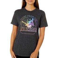 Jimi Hendrix Juniors Graphic T-Shirt