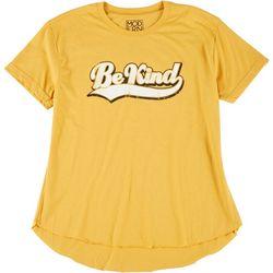 Modern Lux Juniors Be Kind T-Shirt
