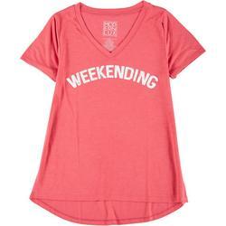 Juniors Weekending T-Shirt