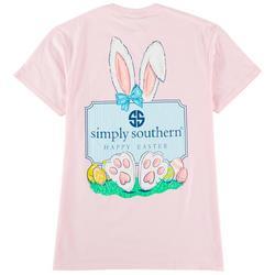Juniors Easter Bunny Tshirt