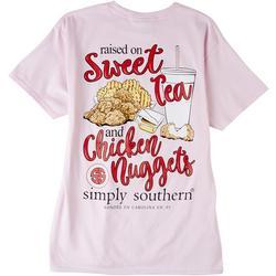 Juniors Raised On T-Shirt