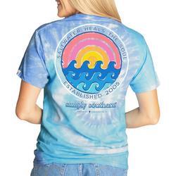 Juniors Saltwater Heals The Soul T-Shirt