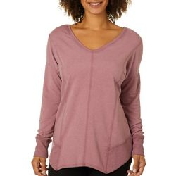 Thyme & Honey Womens Back Cutout Sweater