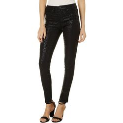 Royalty by YMI Subtle Cheetah Print Fit Skinny Pants