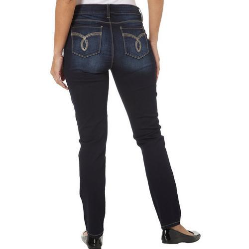 4700dfab6b2 Royalty by YMI Womens Slim Fit Stretch Jeans