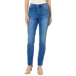 Royalty by YMI Womens No Muffin Top Stretch Denim Jeans