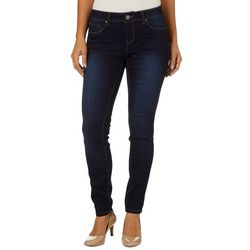 Royalty by YMI Womens Tummy Control Skinny Jeans