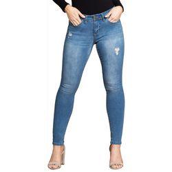 Royalty by YMI Womens WannaBettaButt Straight Fit Jeans