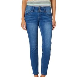 Royalty by YMI Womens WannaBettaButt Slim Fit Denim Jeans