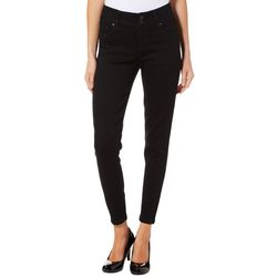 Truth & Theory Womens Skinny Stretch Solid Jeans