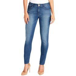 Vintage America Womens Sculpting Skinny Jeans