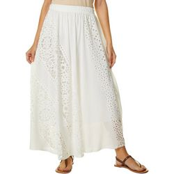 64 Sixty Five Womens Lace Skirt