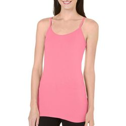 Allison Brittney Womens Solid Knit Camisole