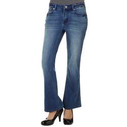 C&C California Womens Boot Cut Denim Jeans