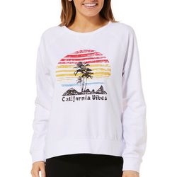 C&C California Womens California Vibes Pullover Sweatshirt