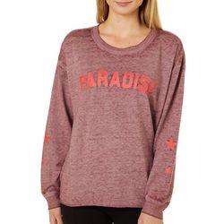 C&C California Womens Paradise Pullover Sweatshirt