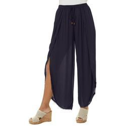 Sky & Sand Womens Boho Split Leg Soft Pants