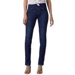 Lee Womens Sculpting Slim Fit Pull On Jeans