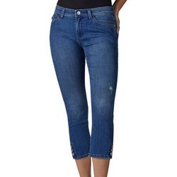 Lee Womens Jayla Denim Capris