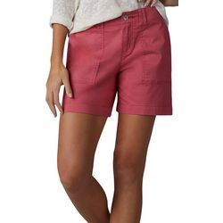 Lee Womens Kinsey Solid Shorts
