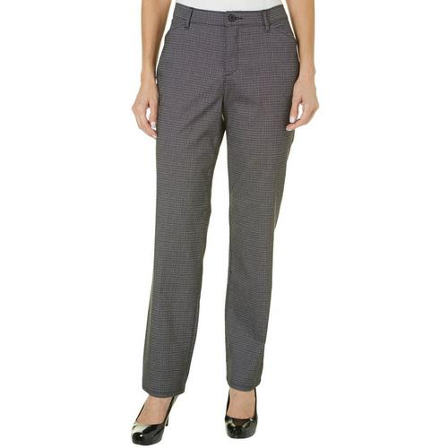 deebeec71f0 Lee Womens Relaxed Plain Front Pants