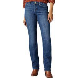 Lee Womens Icon Straight Leg Jeans