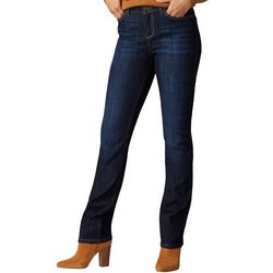 Lee Womens Icon Straight Leg Jeans