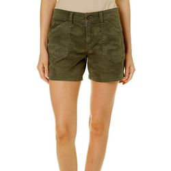 Supplies by Unionbay Womens Alix Camo Shorts