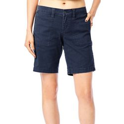 Supplies by Unionbay Womens Nadeen Bermuda Shorts