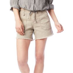 Supplies by Unionbay Womens Careen Solid Shorts