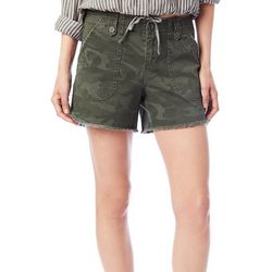 Supplies by Unionbay Womens Careen Camo Shorts