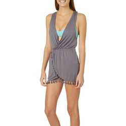 Salt & Jade Womens Hang Loose Dress Swim Cover-Up