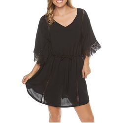 Wearabouts Womens Perfect Circle Swim Cover-Up