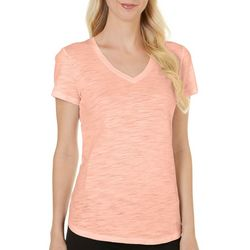 Dept 222 Womens Luxey V-Neck T-Shirt