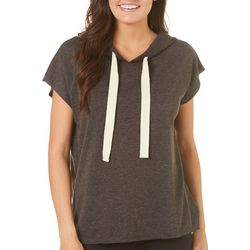Dept 222 Womens Hooded Pullover T-Shirt