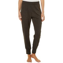 Dept 222 Womens French Terry Jogger Pants