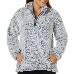 Jason Maxwell Womens Wubby Long Sleeve Pull Over Sweater