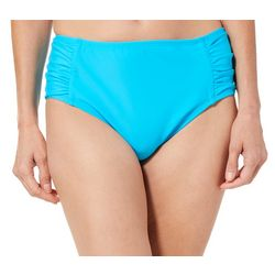Ocean Avenue Womens Shirred High Waist Bottoms