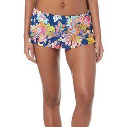 Bleu Rod Beattie Womens Let The Sunshine In Swim Skirt
