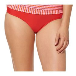 Ellen Tracy Womens Natural Born Thriller Banded Swim