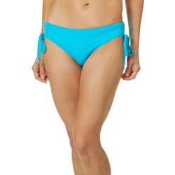 Anne Cole Womens Side Tie Binkini Swim Botttoms
