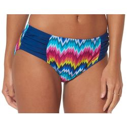 Skechers Womens Flamin' Hot Mid-Rise Swim Bottoms