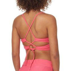 Skechers Womens Core Solids Scuba Bralette Swim Top